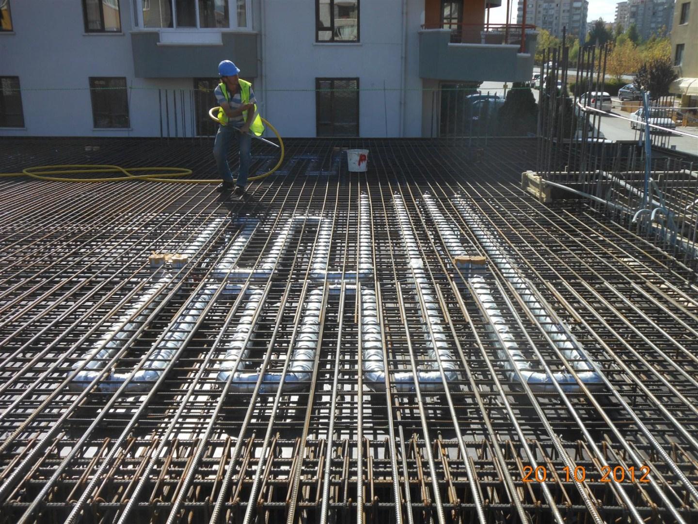 Turkish Contractors Association Building Progress Cooling