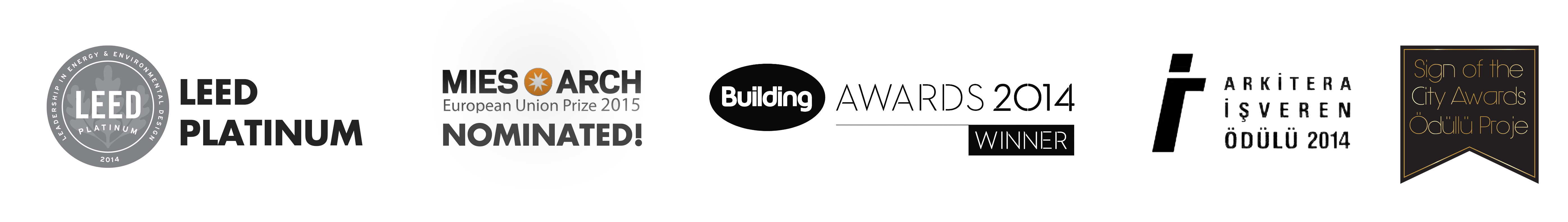 Avciarchitects TMB Sustainability Awards