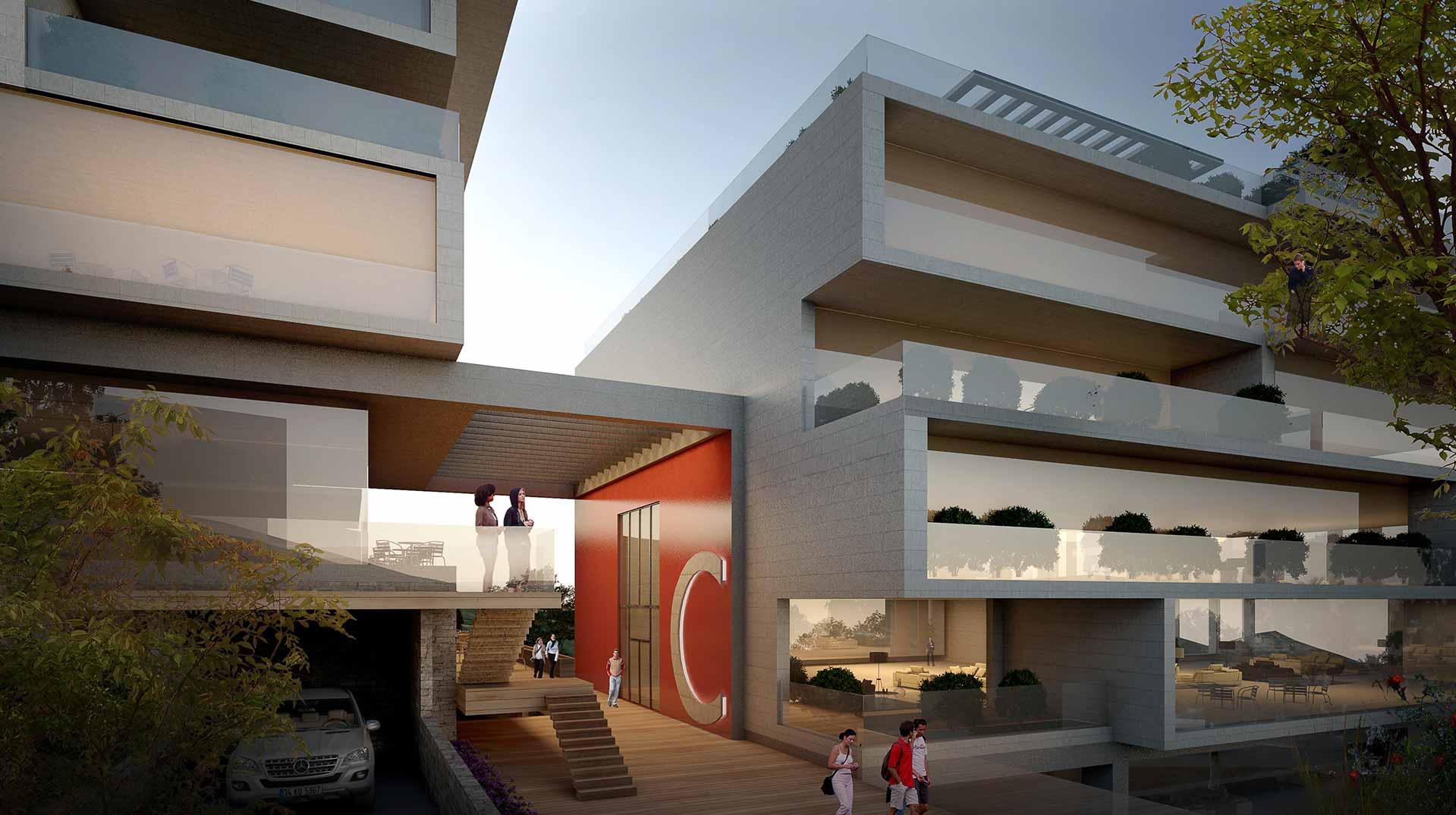 Avciarchitects Cubuklu Parcel 28 Istanbul