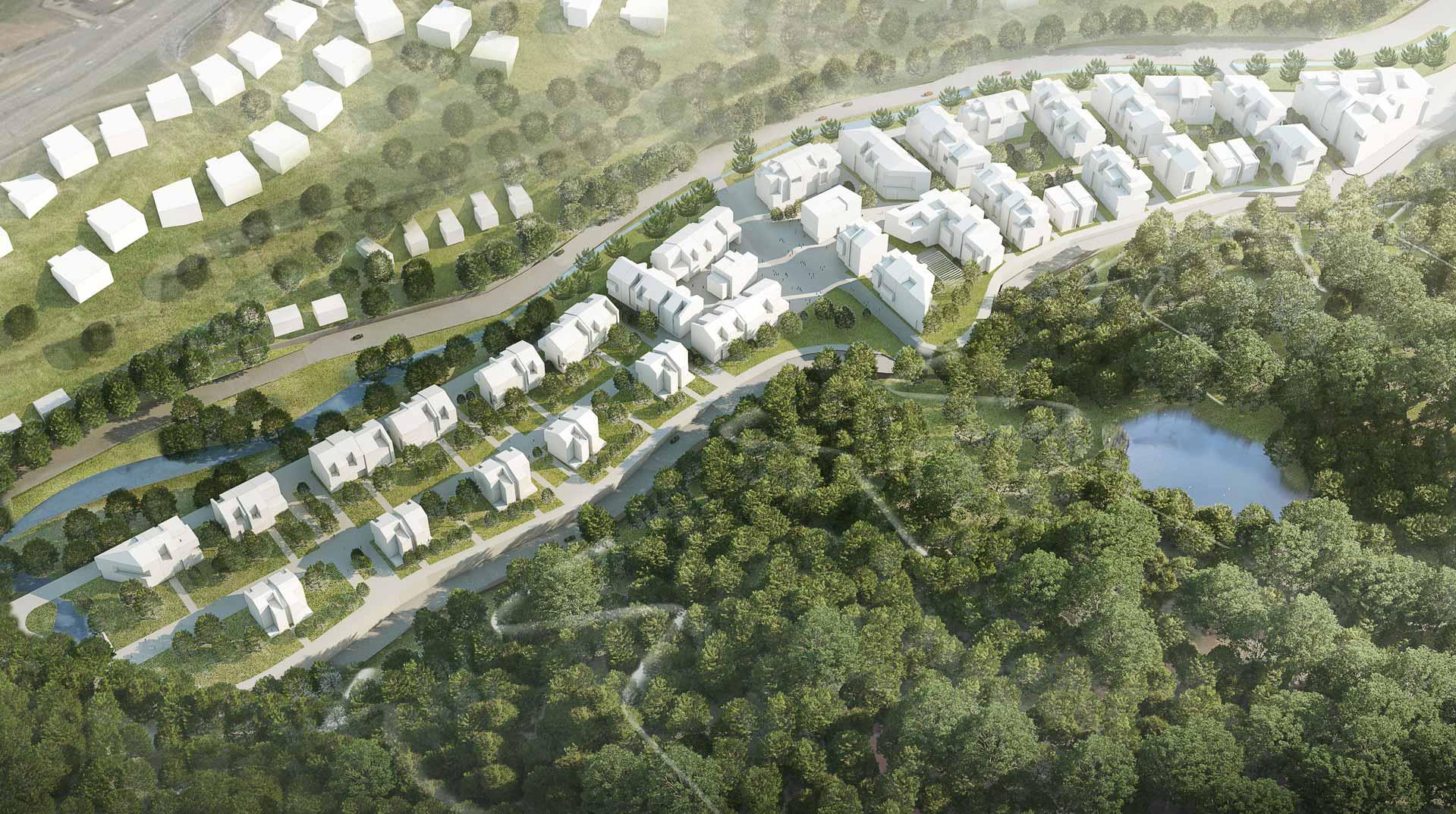 Avciarchitects Cubuklu Valley Istanbul
