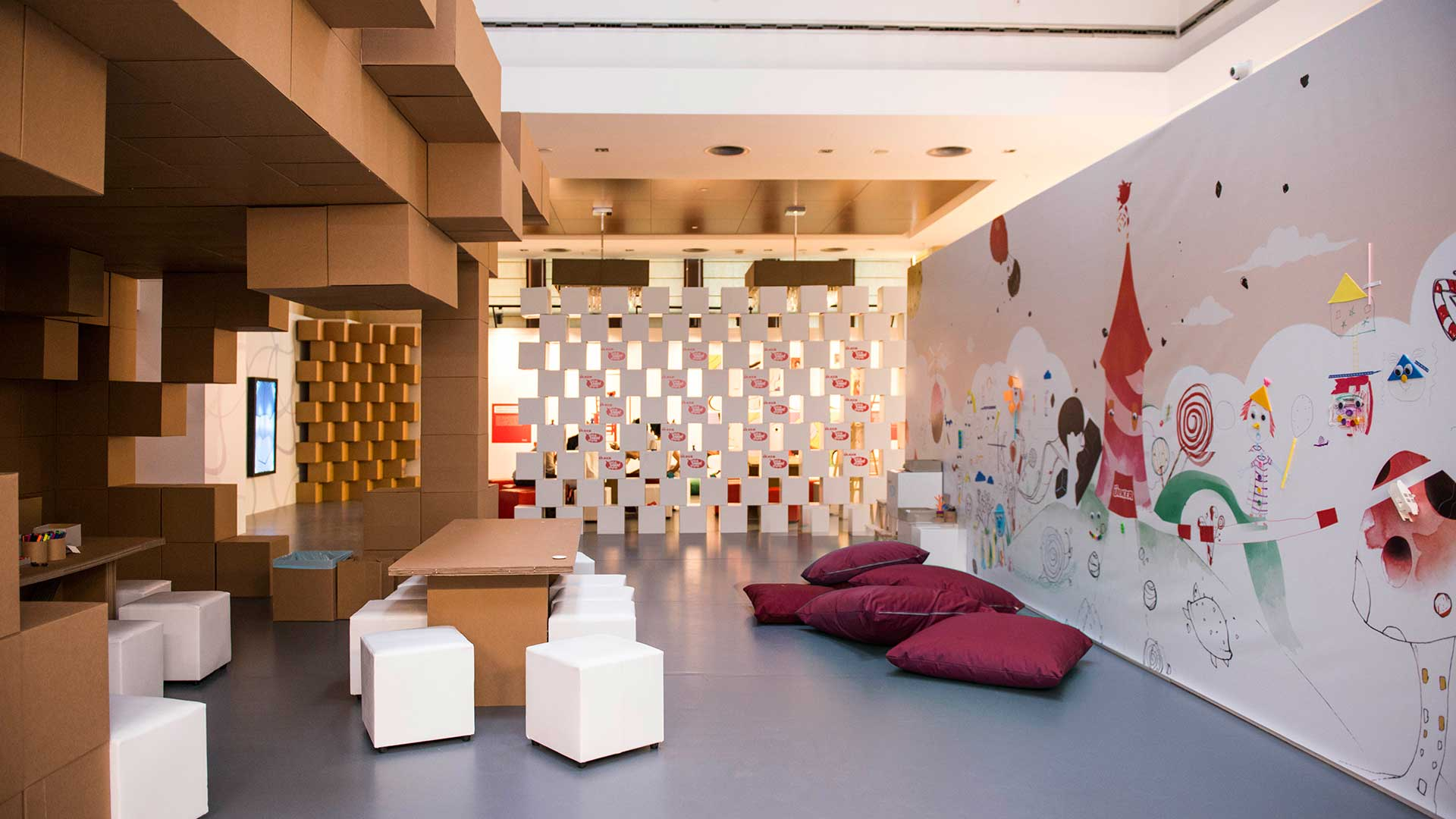 Avciarchitects Ulker Childrens Art