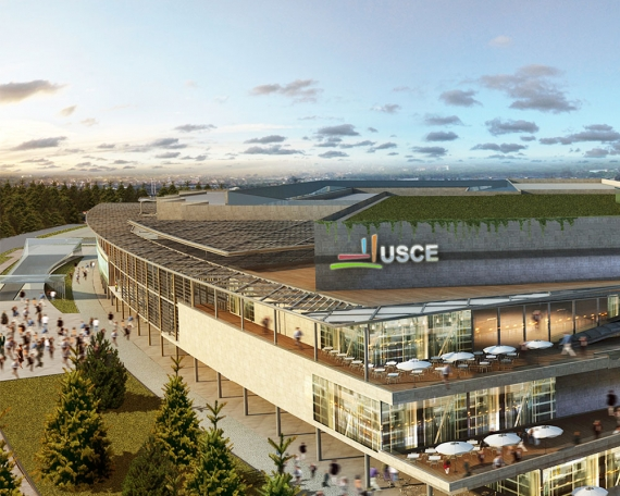 USCE Retail Center