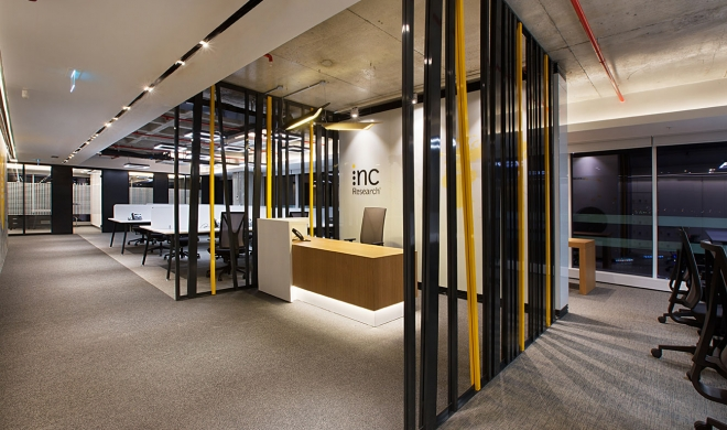 INC Reaserch Moved to Their New Office